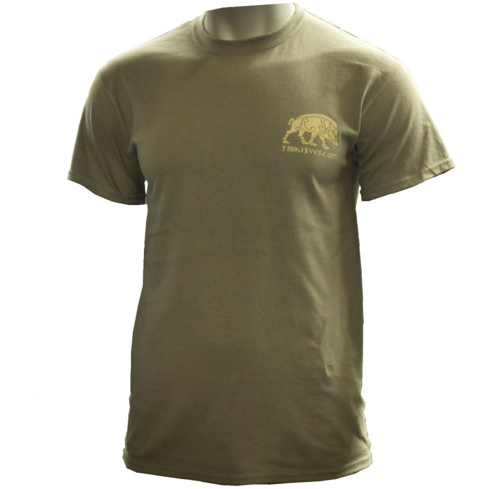 TBS Knives T-Shirt - Celtic